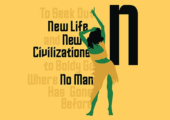 N is for New Life and New Civilizations by matterdeep