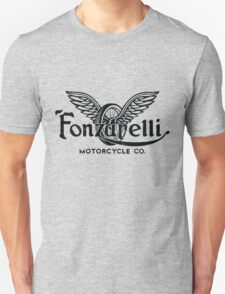 Fonzarelli Motorcycle Co. Unisex T-Shirt