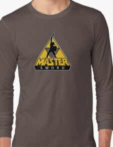 Link and the Master Sword Long Sleeve T-Shirt