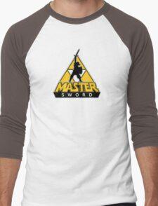 Link and the Master Sword Men's Baseball ¾ T-Shirt