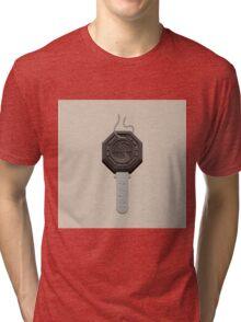 Lost - Dharma Key Tri-blend T-Shirt