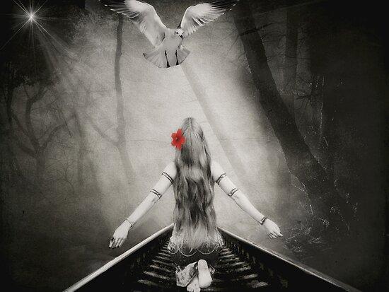 Amazing Grace... by Karen  Helgesen