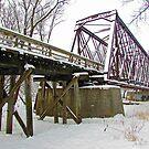 Rusty Snow by Greg Belfrage
