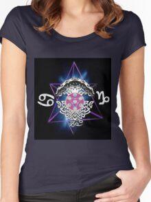 spiritual Women's Fitted Scoop T-Shirt