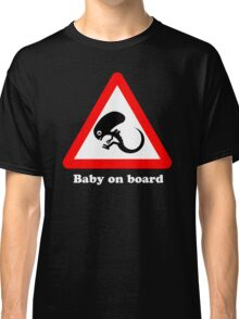 Baby on board Classic T-Shirt