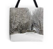 Trestle in the Trees Tote Bag