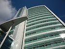 University College Hospital, London by Graham Geldard