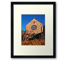 Church of St. Augusta Framed Print