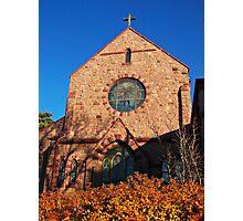 Church of St. Augusta Photographic Print