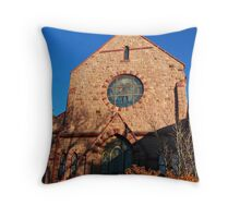 Church of St. Augusta Throw Pillow
