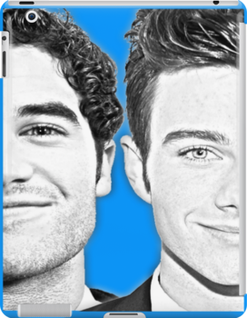 Darren and Chris by PirateGiraffe