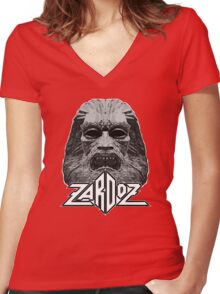Zardoz Women's Fitted V-Neck T-Shirt