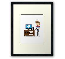 Nerd 4 Life Framed Print