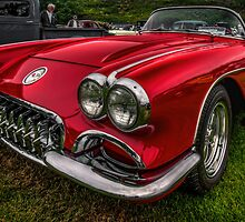 Vette Shine by Steve Walser