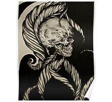 Skull #4 Poster