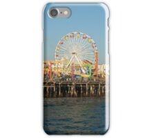 Santa Monica Pier iPhone Case/Skin