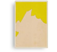 Schroeder Canvas Print