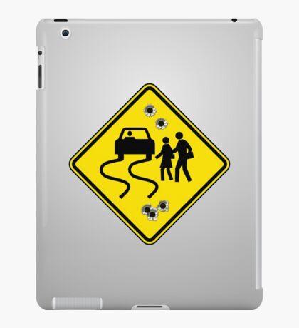 Swerve Ahead - Gray iPad Case iPad Case/Skin