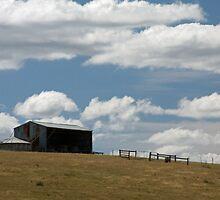 The Barn by rjpmcmahon