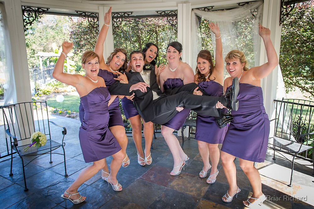 In Support of the Groom... by Briar Richard