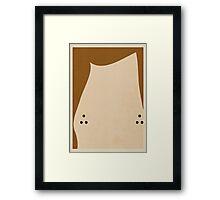 Peppermint Patty Framed Print