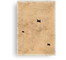 Pig-Pen Canvas Print