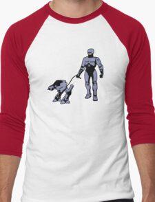 Robocop Men's Baseball ¾ T-Shirt