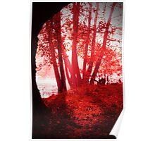 Ilkley Autumn Poster