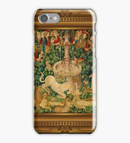 The Unicorn is Found iPhone Case/Skin