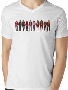 winter fashions Mens V-Neck T-Shirt