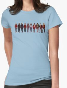 winter fashions Womens Fitted T-Shirt