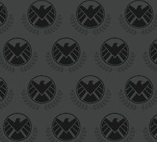 Agents of Shield Pattern by cinderkella