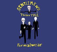 Gentlemen's Thin and Tall Unisex T-Shirt