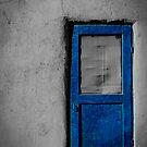 Pueblo Door 1 by Briar Richard