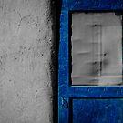Pueblo Door 2 by Briar Richard