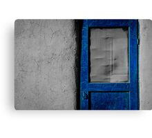 Pueblo Door 2 Canvas Print