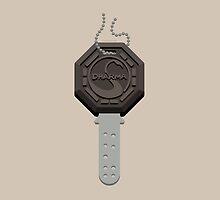 Lost - Dharma Key by dudsbessa