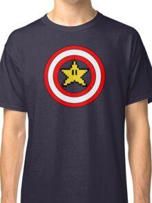 Captain Mario Classic T-Shirt