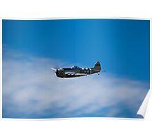 P-47D _ No Guts, No Glory Poster