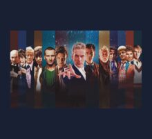 Dr. Who - Doctors Kids Tee