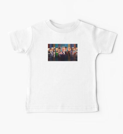 Dr. Who - Doctors Baby Tee