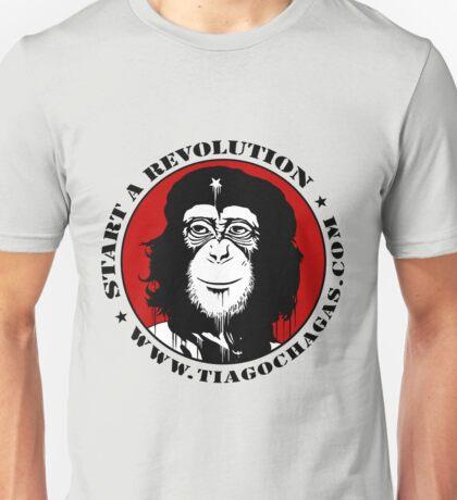 Start a revolution b Unisex T-Shirt