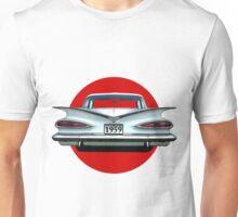 1959 Chevrolet Bel Air Unisex T-Shirt