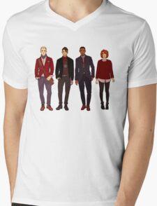 winter fashions caws crew Mens V-Neck T-Shirt