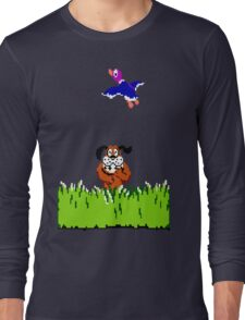 Duck Hunt Long Sleeve T-Shirt