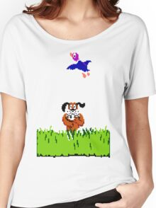 Duck Hunt Women's Relaxed Fit T-Shirt