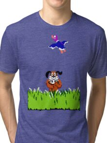 Duck Hunt Tri-blend T-Shirt