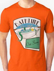 BathTime With Cthuhlu T-Shirt