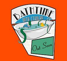 BathTime With Cthuhlu Unisex T-Shirt