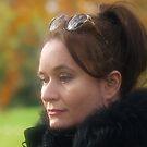 Autumnal Portrait by Alex Cassels